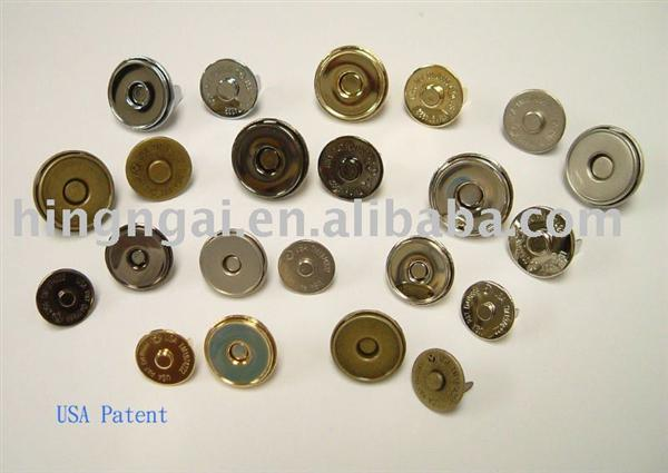 USA Patent Magnetic Button