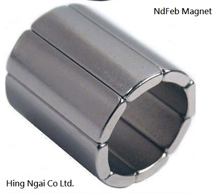 Special Sizes NdFeb Magnet