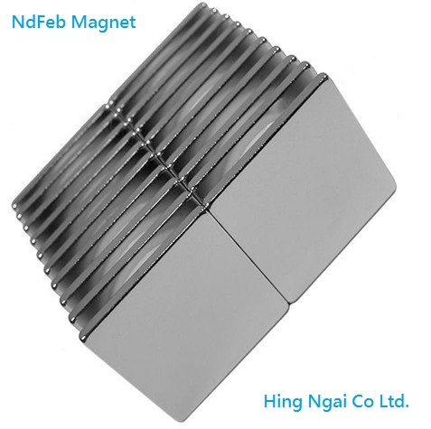 NdFeb Magnet - Square