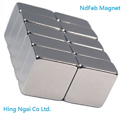 NdFeb Magnet - Square